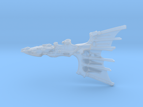 Eldar Cruiser - Concept 2 in Smooth Fine Detail Plastic