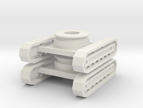 rb-100-rb10-chassis in White Natural Versatile Plastic