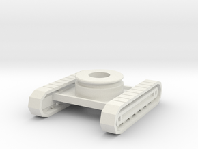 rb-87-rb10-chassis in White Natural Versatile Plastic
