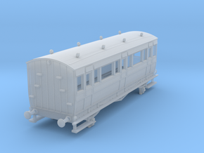 0-148fs-sr-iow-d318-pp-coach in Smooth Fine Detail Plastic