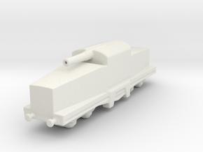 Canon de 19 modèle 1870 93 TAZ 1/144  in White Natural Versatile Plastic