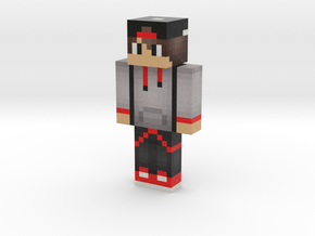 Skin464   Minecraft toy in Natural Full Color Sandstone