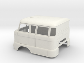 IFA-W50L-Short-Crew-cab in White Natural Versatile Plastic
