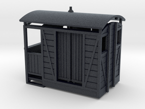 009 G.V.R. Brake Van  in Black PA12