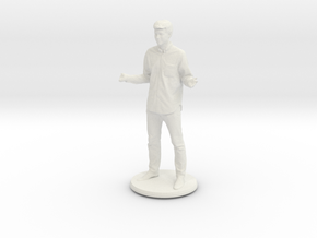 Printle C Homme 480 - 1/24 in White Natural Versatile Plastic