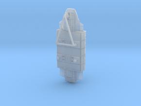 V shuttle 5 pod in Smoothest Fine Detail Plastic