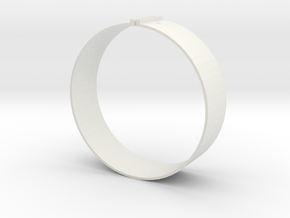 Preston FIZ2 - Focus Ring in White Natural Versatile Plastic