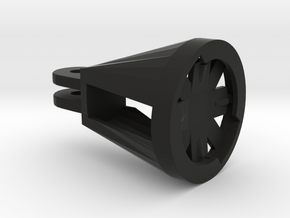 GoPro to Garmin Varia in Black Natural Versatile Plastic