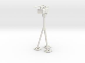 Printle Thing Camera-Pro - 1/24 in White Natural Versatile Plastic