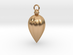 Pendulum (downloadable) in Polished Bronze