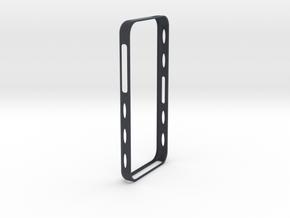 iPhone 5 C Bumper light in Black PA12