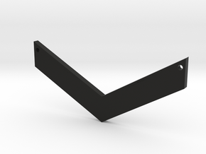 Wing in Black Natural Versatile Plastic