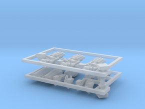 Premium Conversion Kit : First Arms in Smoothest Fine Detail Plastic