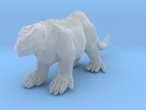 Crystal Palace Iguanodon-fine detail plastic in Smooth Fine Detail Plastic