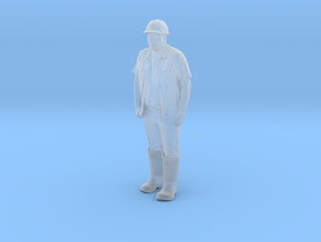 Printle C Homme 2600 - 1/50 - wob in Smooth Fine Detail Plastic