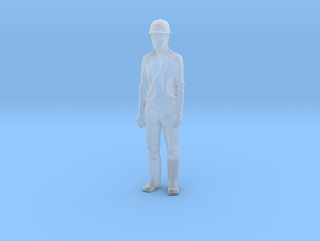 Printle C Homme 2602 - 1/50 - wob in Smooth Fine Detail Plastic