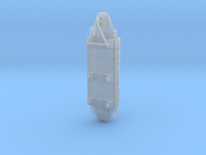 V shuttle 8 pod in Smoothest Fine Detail Plastic