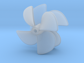 STANTUG 2208 - propeller (2pcs) in Smooth Fine Detail Plastic