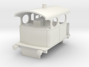 b-64-5-3-cockerill-type-IV-loco in White Natural Versatile Plastic