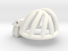 Cherry Keeper Custom CKC-QK9XYD-19 in White Processed Versatile Plastic