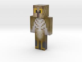 xzlawsonxz | Minecraft toy in Natural Full Color Sandstone
