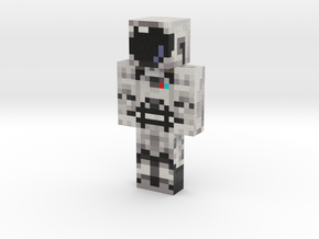 Fuzay | Minecraft toy in Natural Full Color Sandstone