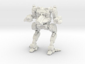 Storm Crow - Streaker Fitting - Mechanized Walker  in White Natural Versatile Plastic