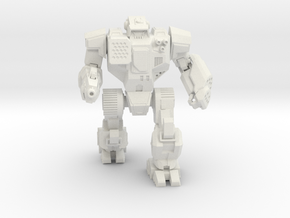 Highlander Mechanized Walker  in White Natural Versatile Plastic