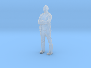 Printle C Homme 487 - 1/50 - wob in Smooth Fine Detail Plastic