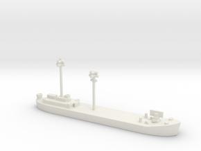 Landing Ship tank MK 2 LST 1/800  FDT 1 in White Natural Versatile Plastic