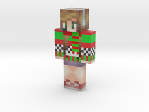 charliterri | Minecraft toy in Natural Full Color Sandstone