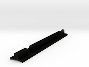 Rise of Skywalker Clip Grip for Graflex Builds in Matte Black Steel