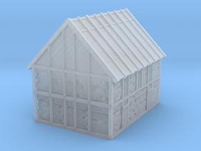 Glacier Meeting House in Smooth Fine Detail Plastic
