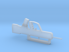 1:6 Miniature FAMAS Bullpup Rifle in Smooth Fine Detail Plastic