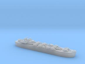 Landing Ship tank MK 3 LST 1/800 1 in Smooth Fine Detail Plastic