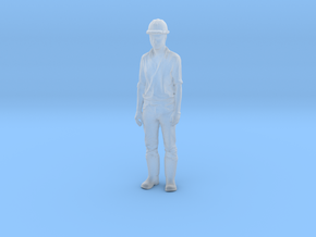 Printle C Homme 2602 - 1/87 - wob in Smooth Fine Detail Plastic