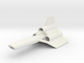 Fighter Anubis in White Natural Versatile Plastic