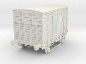 a-35-dwwr-ashbury-13-6-covered-wagon in White Natural Versatile Plastic