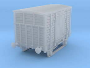 a-148fs-dwwr-ashbury-13-6-covered-wagon in Smooth Fine Detail Plastic