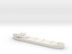 landing ship tank Mk 2 1 1/1800  in White Natural Versatile Plastic