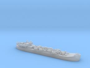 landing ship tank Mk 2 1/1800 7 in Smooth Fine Detail Plastic
