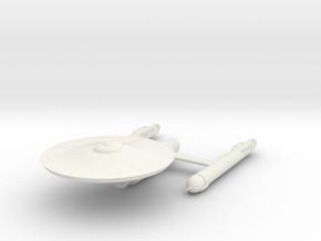 2500 Cygnia class TOS in White Natural Versatile Plastic