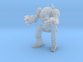 Space Knight V1 Dreadnought Contemptor in Smooth Fine Detail Plastic