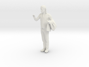Printle V Homme 2606 - 1/24 - wob in White Natural Versatile Plastic