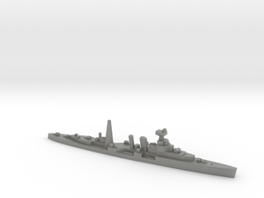 HMS Coventry (masts) 1:1800 WW2 naval cruiser in Gray PA12