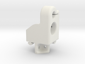 cnc parts 4 in White Natural Versatile Plastic