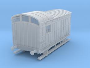 o-148fs-nlr-kesr-luggage-brake-coach in Smooth Fine Detail Plastic