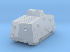 A7V Tank 1/285 in Smooth Fine Detail Plastic