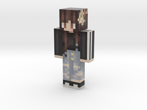 BrushfireBean   Minecraft toy in Natural Full Color Sandstone
