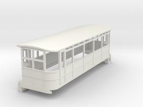 o-64-dublin-blessington-drewry-railcar in White Natural Versatile Plastic